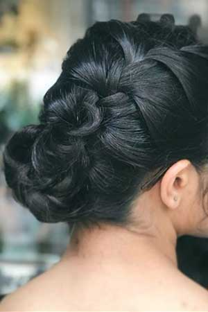 SPECIAL OCCASION HAIRSTYLES AT GUSTO HAIR SALONS IN SOHO, COVENT GARDEN, SEVEN DIALS, LONDON