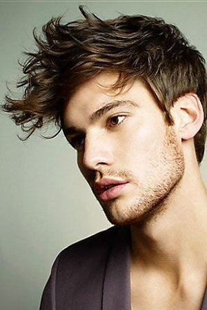 TEXTURED HAIRSTYLES FOR MEN, GUSTO HAIRDRESSERS, SOHO, OXFORD STREET AND COVENT GARDEN, LONDON