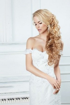 LONG WEDDING HAIRSTYLES, TOP BRIDAL HAIRDRESSERS IN CENTRAL LONDON
