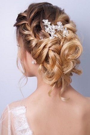 BOHO WEDDING HAIRSTYLES, GUSTO HAIR SALONS, SOHO, OXFORD STREET & COVENT GARDEN, LONDON