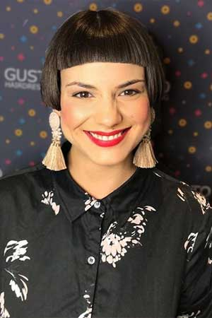 SHORT HAIRSTYLES AT GUSTO HAIR SALONS IN SOHO AND COVENT GARDEN, LONDON