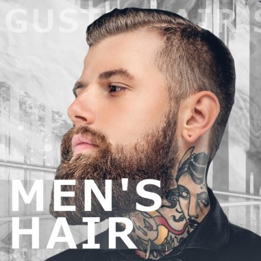 Men's Hairdressing Services at Gusto Hair Salons in Covent Garden and Soho