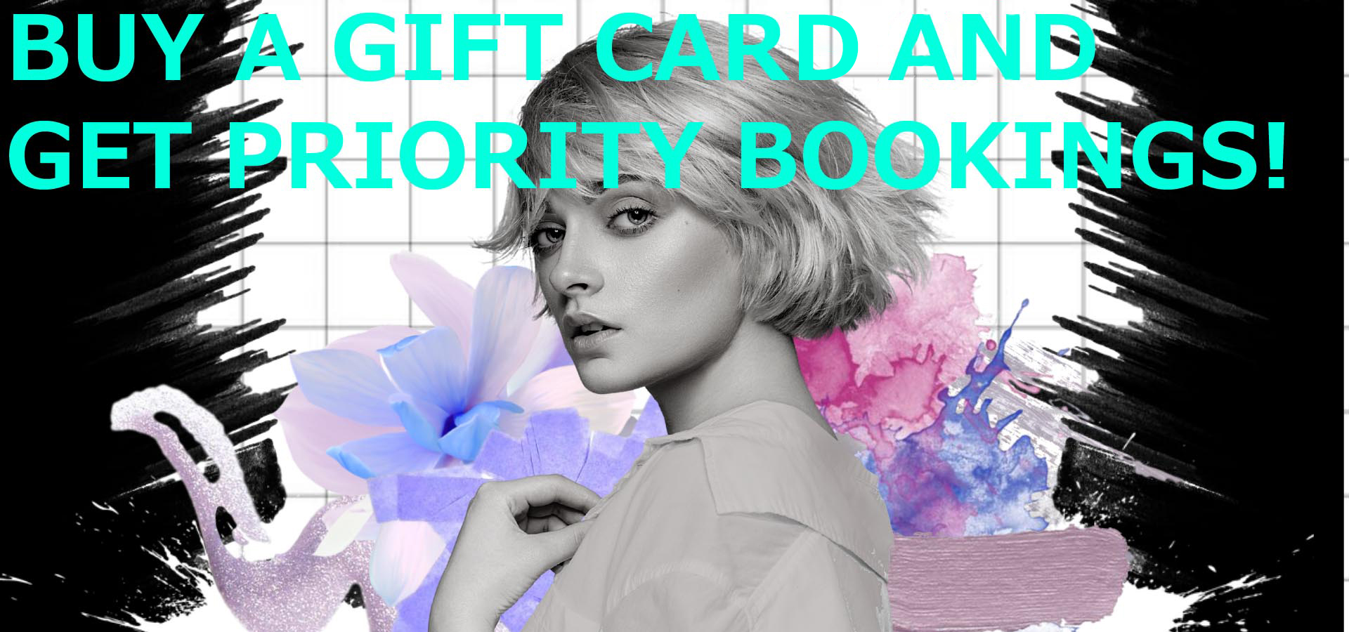 Gift Cards at Gusto Hair Salons in Covent Garden and Soho