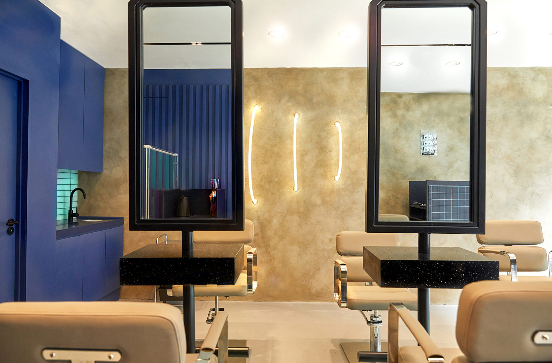 hairdressing experts in central London