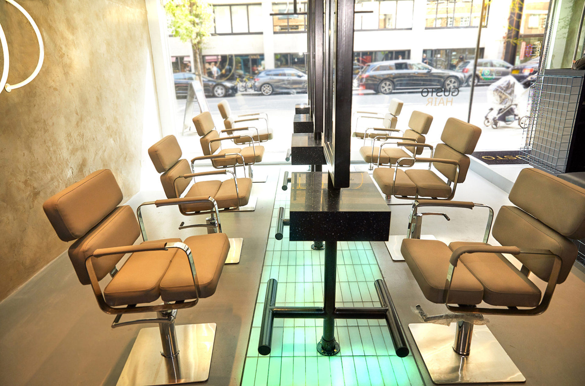 Gusto Hair Salon In The Heart Of The West End