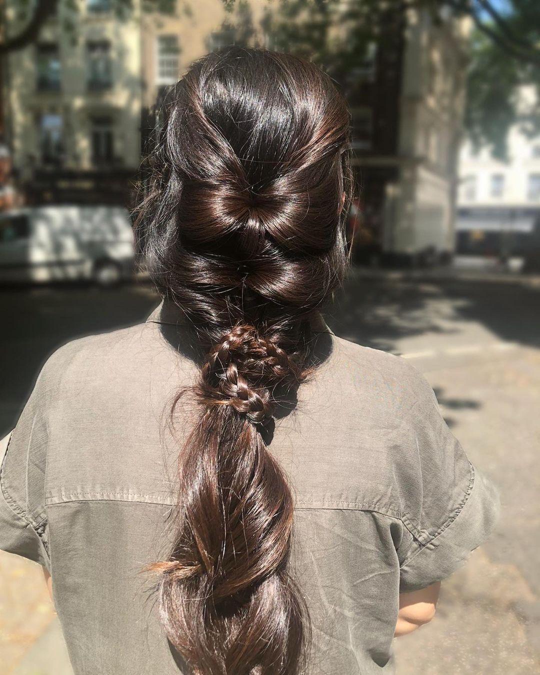 INOAR Brazilian Blow Dry treatment at Gusto Hair Salons in London
