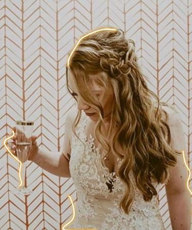 BEST WEDDING HAIR IDEAS AT CENTRAL LONDON'S BEST HAIR SALONS