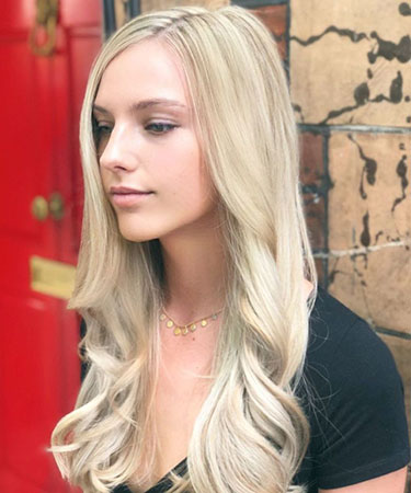 wedding hair specialists at Gusto Hairdressers, Central London