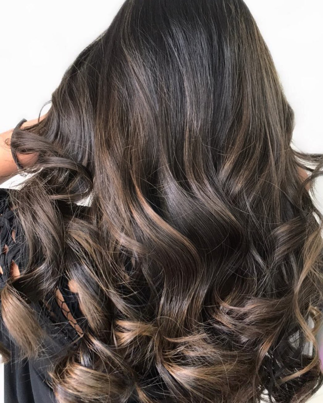 Instagram Balayage in Oxford Street, Central London at Gusto Hairdressing